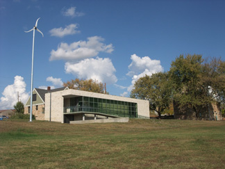 Center for Design Research building