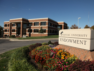 KU Endowment building