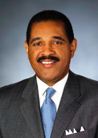 Ralph Reid, president and executive  director of the Sprint Foundation.