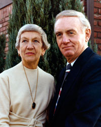 Mildred and Paul Brooker