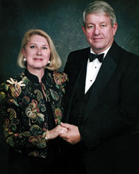 Kay and Jerry Jennett