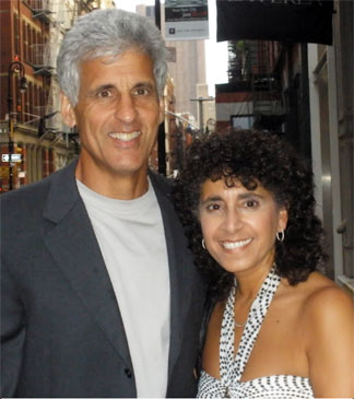 David and Debbi Elkouri