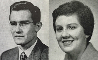 Donald Rozema and Patricia Rozema Taylor