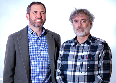 Brad Garlinghouse and Perry Alexander